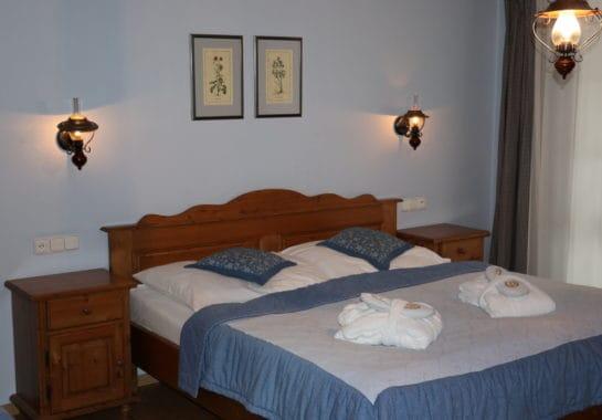 modré apartma