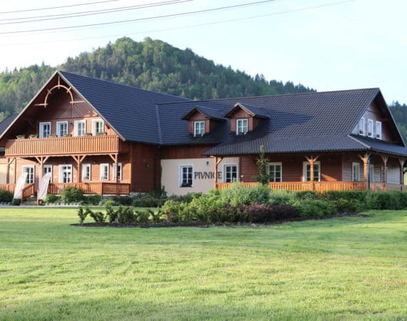 Pension jitravsky dvorec