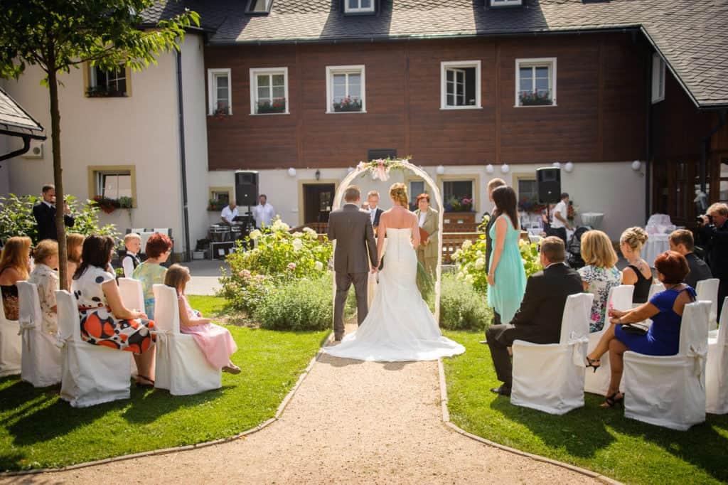 Svatby Jítravský Dvorec