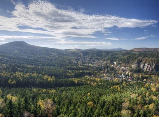 Nejkrásnější památky Lužických hor