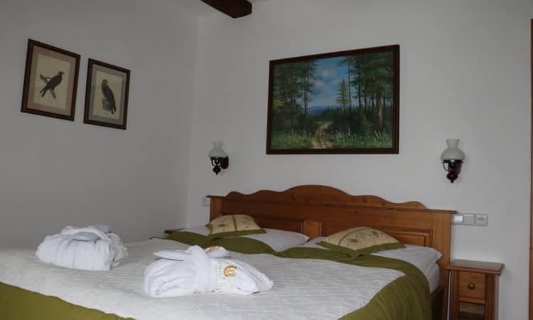 lesnické apartmá