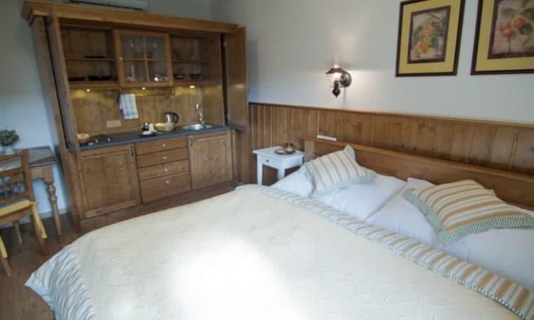 Medové apartmá