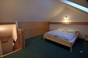 apartmán ložnice 2