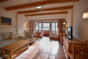 apartmán obývací pokoj